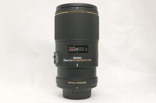 ニコン用シグマ 150mm F2.8 APO MACRO DG OS HSM フィルター、フード付 極上美品