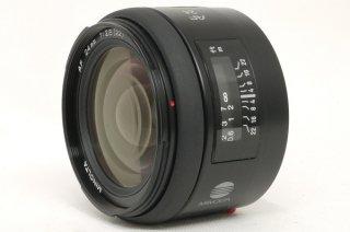 ミノルタ AF 24mm F2.8 NEW フード、ケース付 極上美品