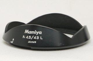マミヤ7、7� N 43mm F4.5L用フード