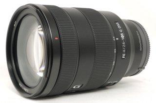 ソニー FE 24-105mm F4 G OSS SEL24105G 保証書、元箱一式付 新品同様