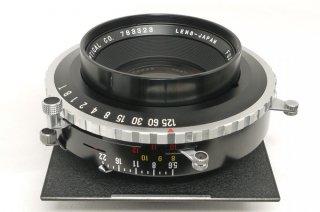 フジノン FUJINON・SF 250mm F5.6 リンホフ規格ボード 美品
