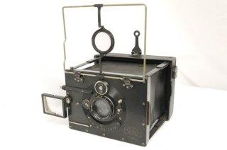 ツァイスイコン 折り畳み式カメラ