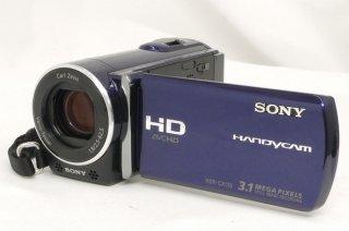 ソニー ハンディカム Handycam HDR-CX170 タッチパネル式 25倍ズーム 極上美品