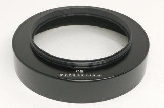 ハッセル C 50mm F4用メタルフード 極上美品