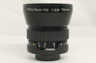 ペンタックス PENTAX-110 70mm F2.8
