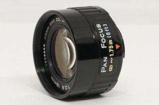 ペンタックス PENTAX-110 18mm F2.8 パンフォーカスレンズ フード、フィルター付 極上美品