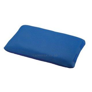 入浴サポートクッション�(枕型大) / 1126-A ブルー