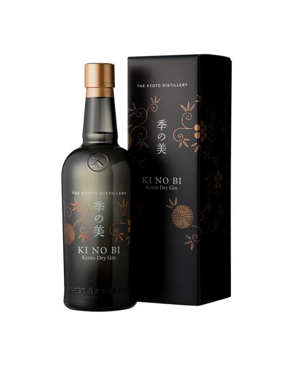 季の美 京都ドライジン KI NO BI Kyoto Dry Gin