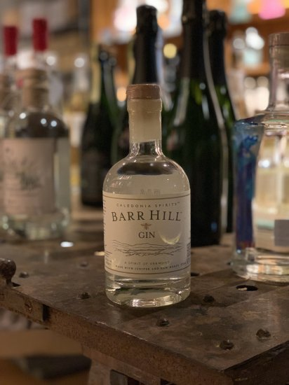 バーヒルジン Barr Hill Gin  375ml