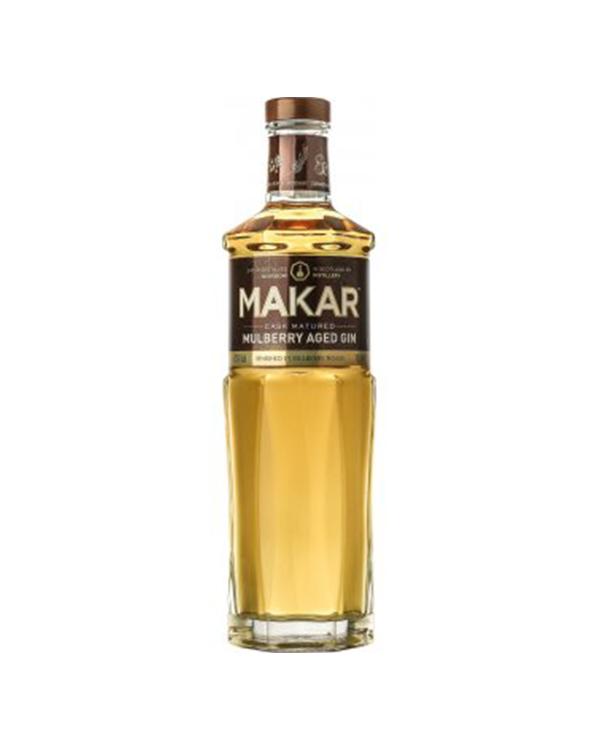 MAKAR MULBERRY AGED GIN 500ml  マッカー グラスゴー マルベリーエイジドジン