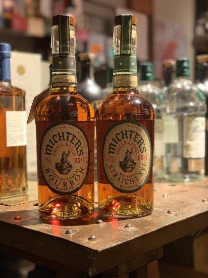 ミクターズ スモールバッチ・バーボン 10年 Michter's 10 Years Old Kentucky Straight Bourbon 700ml 45%