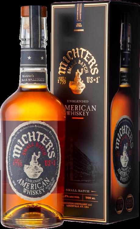 ミクターズ スモールバッチ・バーボン Michter's Kentucky Straight Bourbon 700ml 45%