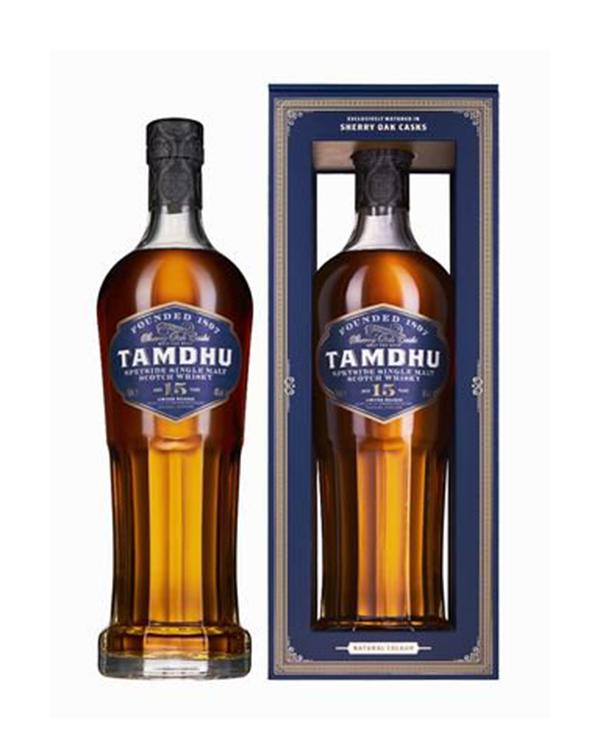 TAMDHU 15Y タムデュー15年 700ml 46%
