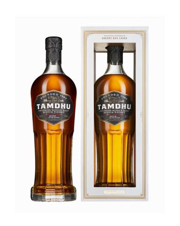 TAMDHU BATCH STRENGTH004 タムデュー バッチストレングス 700ml 57.8%