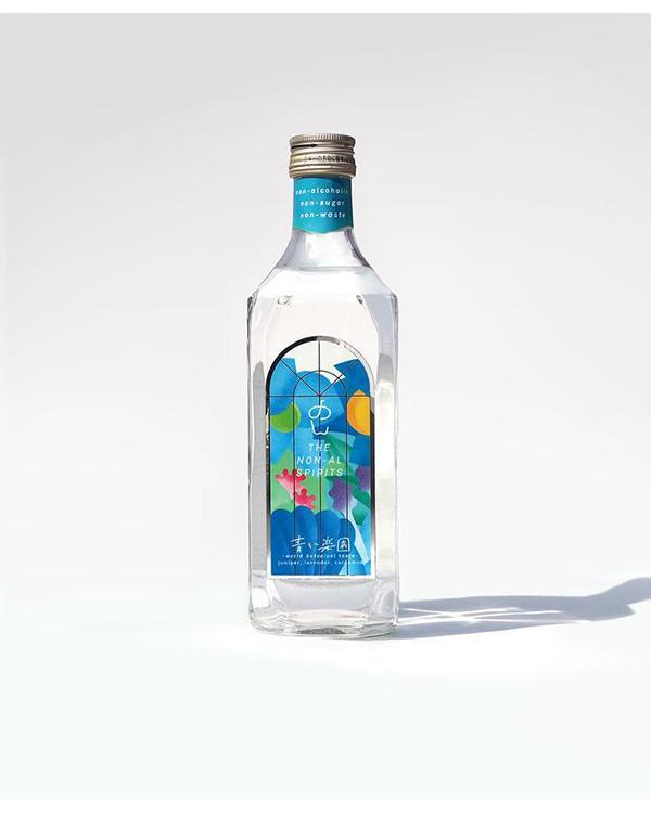 のん THE NON-AL SPIRITS 青い楽園 500ml