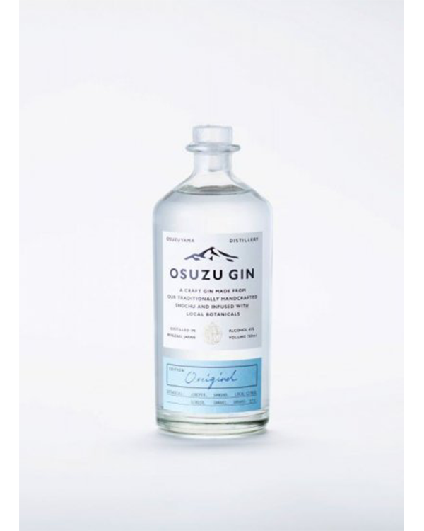 尾鈴山蒸留所 OSUZU GIN Original 700ml 45%