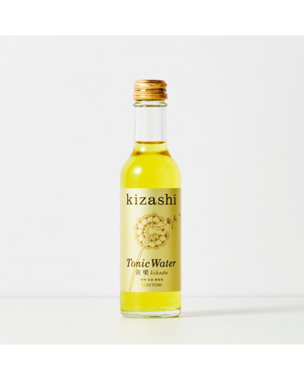 キザシ トニックウォーター kizashi Tonic Water 黄檗