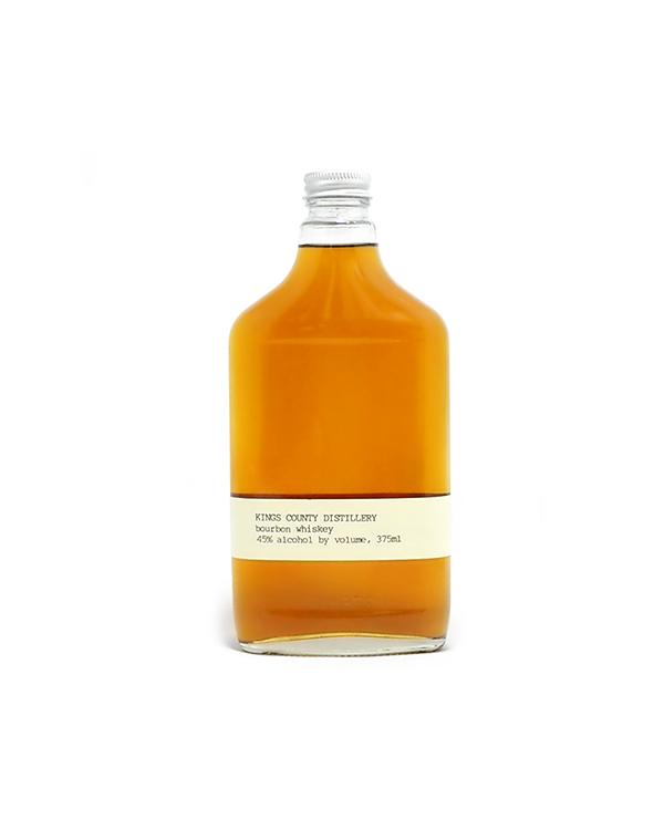 キングスカウンティ ピーテッドバーボン 200ml  Kings County Distillery Peated Bourbon