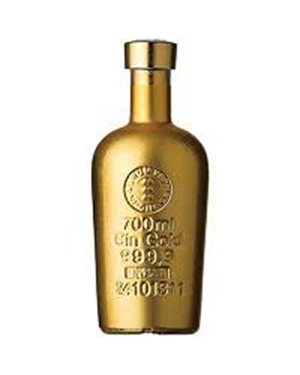 ゴールド ジン 999.9 700ml 40%