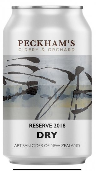 Peckham's Reserve 2018 Dry