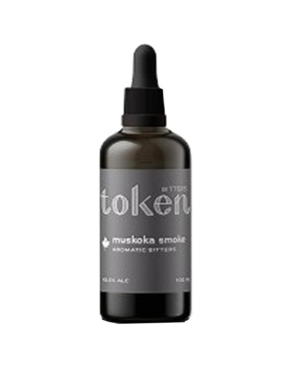 token BITTERS muskoka smoke トークンビターズ ムスコーカスモーク 42% 100ml