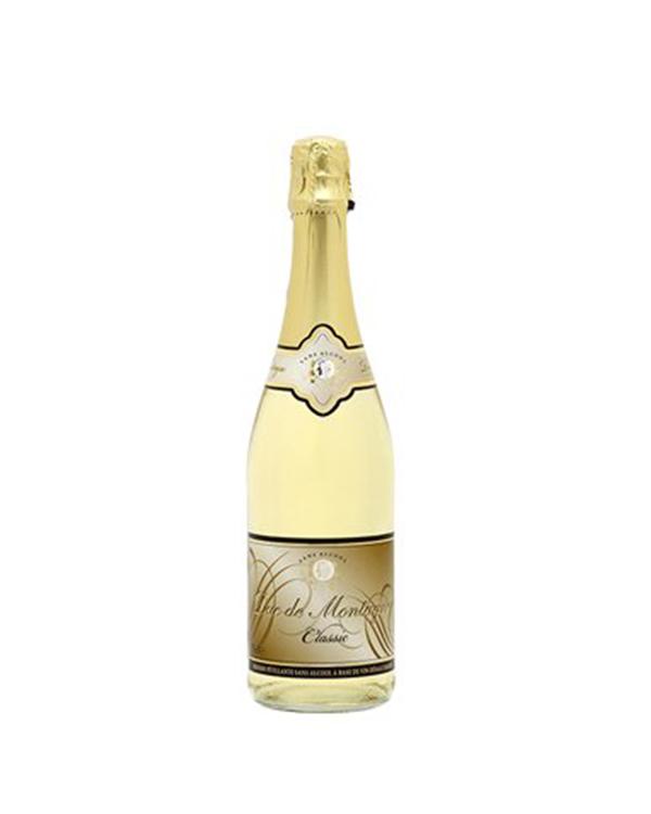 0.00%スパークリングワイン デュクドモンターニュ 720ml