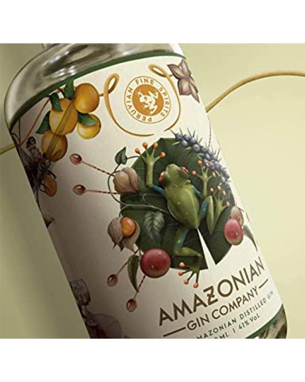 アマゾニアン カンパニージン 700ml 41%
