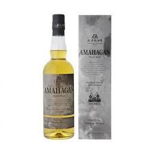 AMAHAGAN (アマハガン)World Malt Edition Peated ピーテッド
