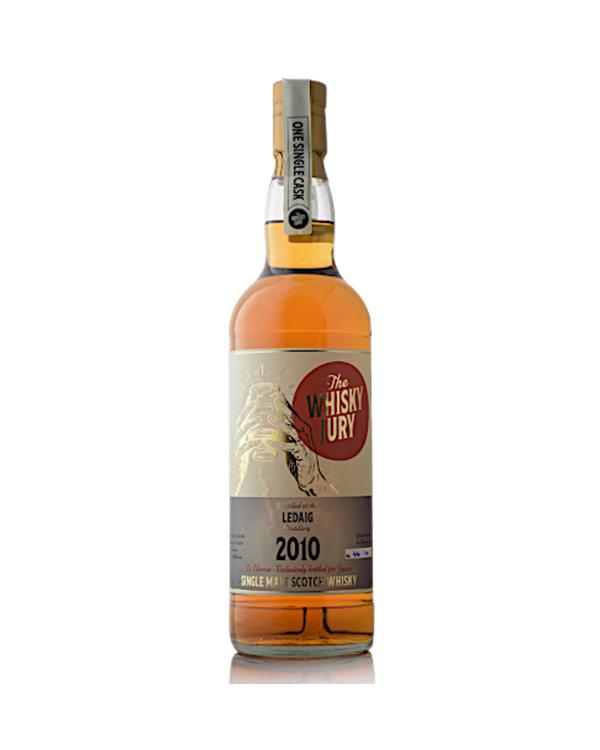 【ザ・ウイスキー・ジュリー】レダイグ 2010 7年 オロロソシェリーカスク For JAPAN 700ml 54.3%