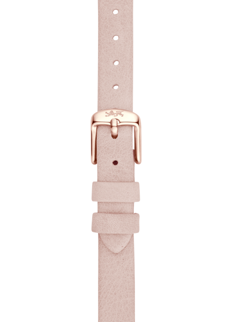 Powder leather strap 12mm