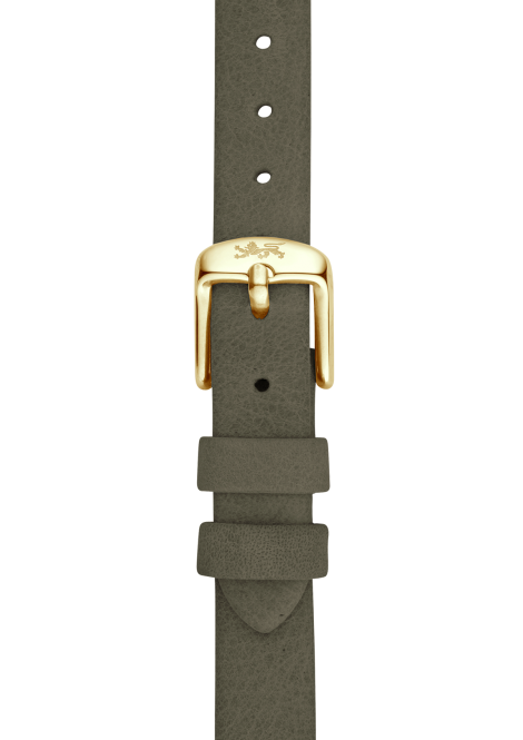 Forest leather strap 18mm