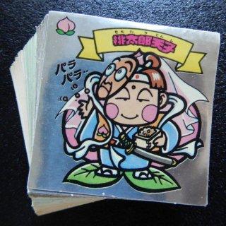 チョコ版1弾すくみ34/36種セミコンプ 【B】