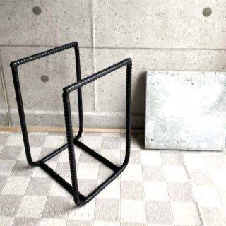 アイアン チェアー サイドテーブル用  鉄脚のみ