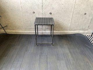 アイアン チェアー サイドテーブル