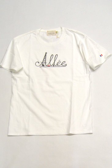 The Voyage Of Your Dreams 半袖Tシャツ ALLEE