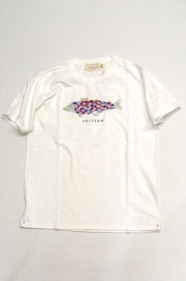 The Voyage Of Your Dreams 半袖Tシャツ POISSON