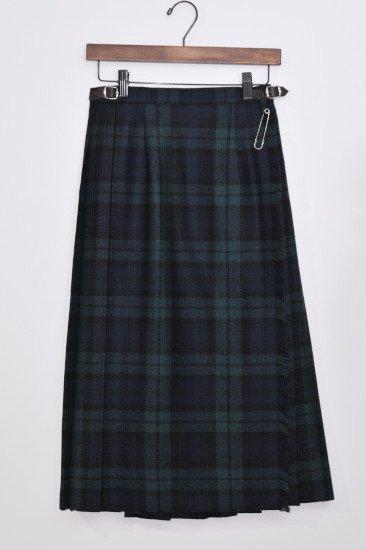 O'neil of Dublin<br>(オニール・オブ・ダブリン)<br>タータンチェック キルトスカート 75cm丈