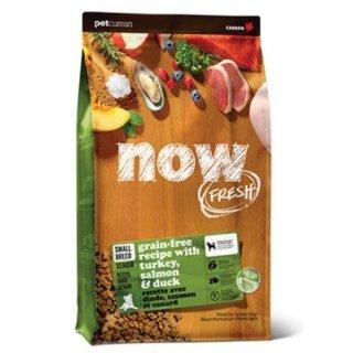 NOW FRESH Grain Free スモールブリード シニア&ウェイトマネジメント