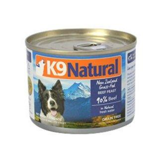 K9Natural プレミアム缶 ビーフ・フィースト