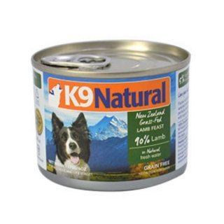 K9Natural プレミアム缶 ラム・フィースト