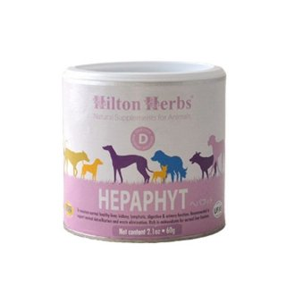 Hilton Herbs ヘパフィト for K9