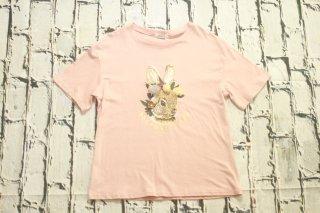 うさデコ半袖Tシャツ