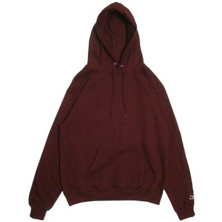 CHAMPION AUTHENTIC PULLOVER HOOD BURGUNDY