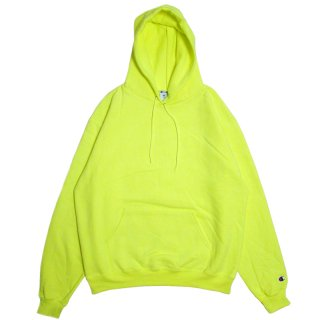CHAMPION AUTHENTIC PULLOVER HOOD NEON
