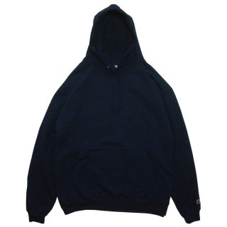CHAMPION AUTHENTIC PULLOVER HOOD NAVY