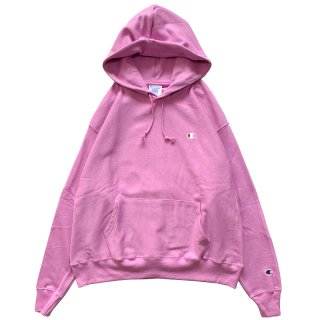 CHAMPION REVERSE WEAVE PULLOVER HOODY PAPER ORCHID