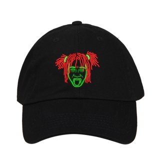 TRIPPIE REDD TRIPPIELAND HAT BLACK