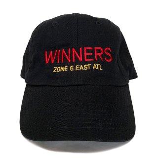 21 SAVAGE WINNERS HAT BLACK