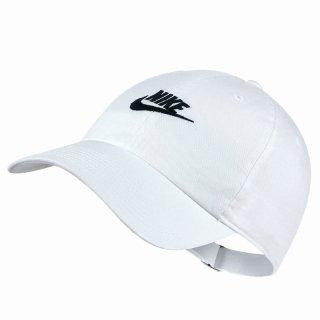 NIKE HERITAGE86 FUTURA WASHED CAP WHITE