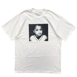 XXXTENTACION REMEMBER TO REMEMBER TEE WHITE